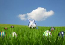 The Mystery of the Empty Easter Bunny Basket, a Mystery Party for Kids