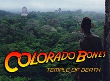 Colorado Bones and the Temple of Death, a Mystery Party for Teens